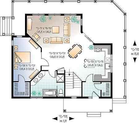 La casa de tus sue os comienza planeandola for Planos de casas lindas