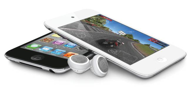 nuevo ipod touch 5g