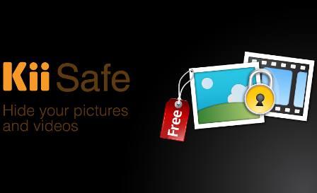 esconder fotografia en android con Kii Safe