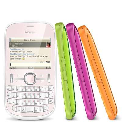 Asha 201 de Nokia