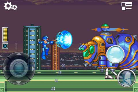Mega Man X para iPhone e iPod Touch
