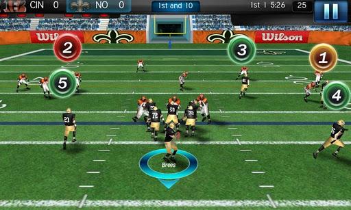 juego futbol americano android