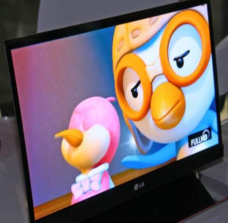 television OLED de LG