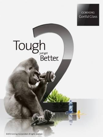 gorilla glas 2
