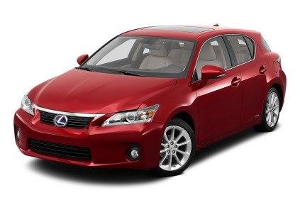 auto lexus ct 200h 2012