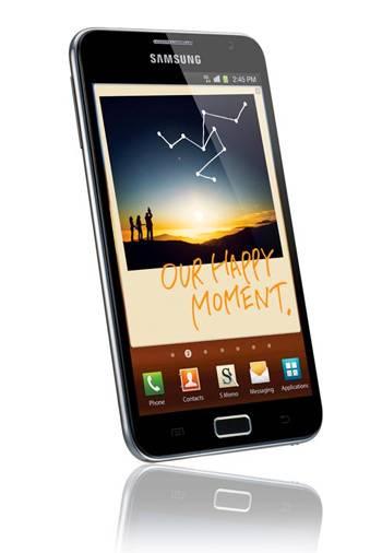samsung galaxy note telcel mexico