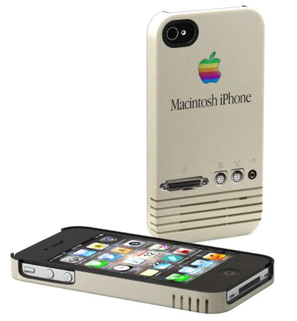 funda iphone 4s macintosh