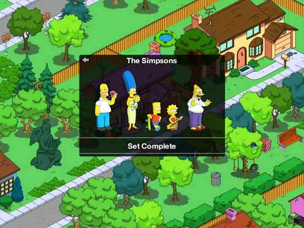 los simpsons para iphone