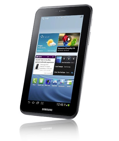 tablet galaxy tab 2