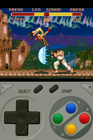 SNES Street Fighter Android