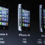 precios iphone 4s y iphone 5