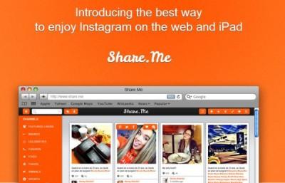 visualiza todas las fotos de Instagram al estilo Pinterest